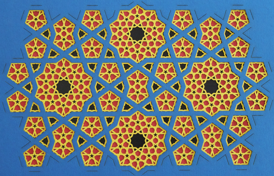 Islamic Geometry Maxwells Demon