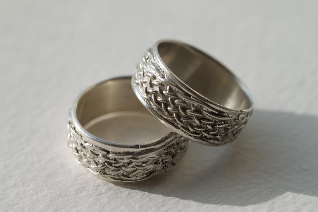 handcrafting the digital wedding rings maxwell s