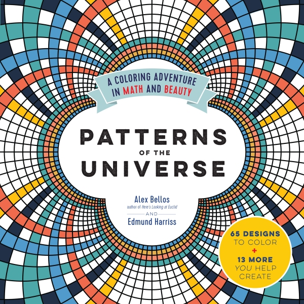 Patterns of the Universe_cover